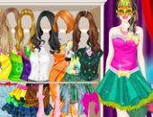 Barbie Mascarade De Relooking