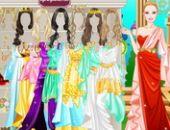 Barbie Princesse Grecque en ligne jeu