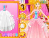 Barbie Robe De Soirée Conception