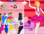 Barbie Salsa Dancer