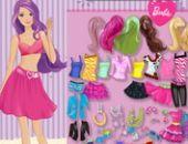 Barbie Sur Patins À Roulettes en ligne bon jeu