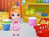 Bébé Barbie Apprend Jardinage