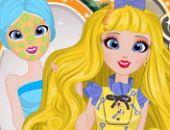 Blondi Locke: Jamais, Après Des Secrets en ligne bon jeu