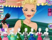 Dernière Minute Relooking Popstar en ligne jeu