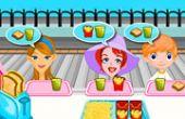Des Enfants Dans Un Magasin D'Aliments en ligne bon jeu
