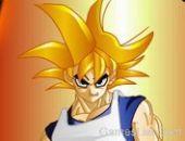 Dragon Ball Z Dress Up en ligne bon jeu