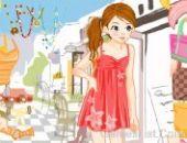 Dress Up Pour Les Vacances en ligne jeu
