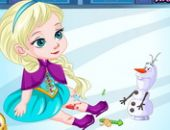 Elsa Patinage De Blessures en ligne jeu