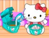 Hello Kitty Macarron en ligne bon jeu