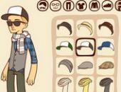 Hipster Habiller en ligne jeu
