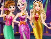 La Princesse De La Nouvelle Année De La Balle