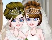 Lits Jumeaux De Mariage