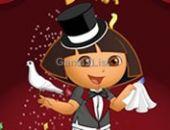 Magicien Dora habiller
