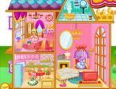 Maison De Poupée Princesse Jeu