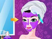Maman Relooking Visage en ligne jeu