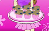 Plats de rêve muffins aux bleuets