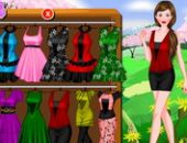 Printemps De La Mode De Dressup
