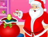 Grande Santa De Noël Amusant