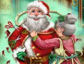 Santa De Noël Sur Mesure