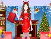 Shopping De Noël en ligne jeu