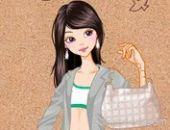 Shopping Girl 3 Dress Up